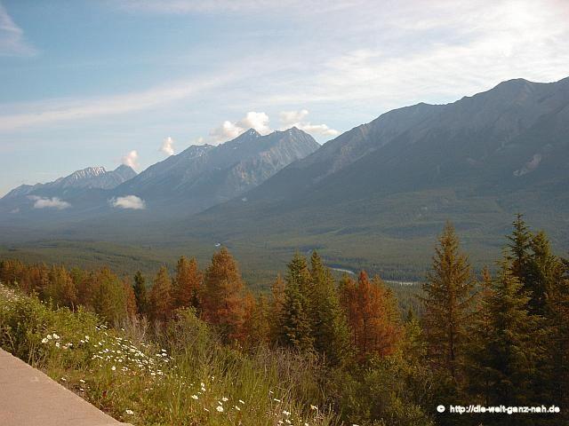 Radium Hot Springs – Banff