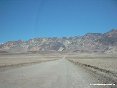 Las Vegas – Death Valley NP – Barstow
