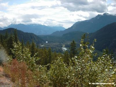 Lillooet – Vancouver