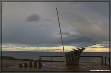 Santiago de Chile – Punta Arenas