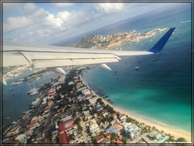 Sint Maarten – New York JFK