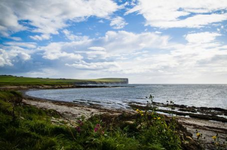 Near Brough of Birsay