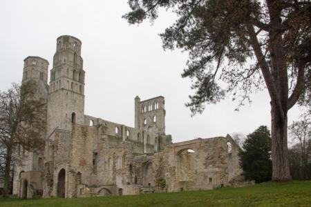 Abtei Jumièges