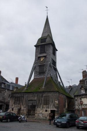 Église Sainte Catherine, Honfleur