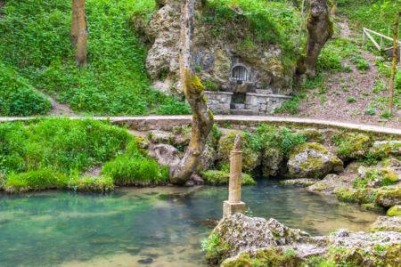Quelle des Rio Ebro