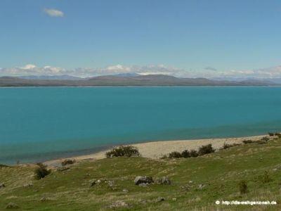 Oamaru – Lake Tekapo