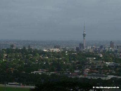 Auckland – Los Angeles – Frankfurt (oder München – Frankfurt)